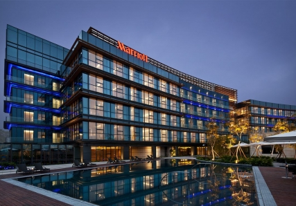 The Oct Harbour Shenzhen Marriott Executive Apartments At Your