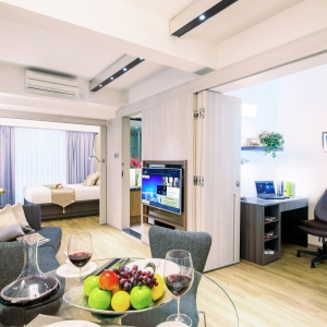 Hong Kong Serviced Apartment - Loplus @ Hennessy