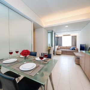 Hong Kong Serviced Apartment - Loplus @ Johnston