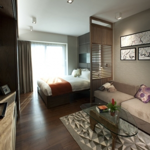 Sheung Wan Western District Serviced Apartment Skyla Apartments