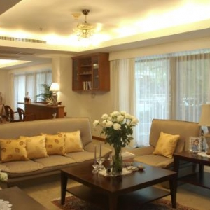 Bangkok Serviced Apartment - Nichada Thani Service House and Apartment