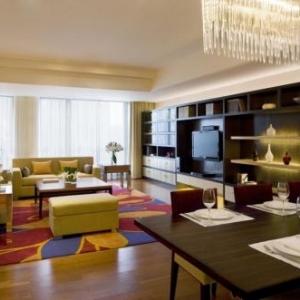 Beijing Serviced Apartment - The Sandalwood, Beijing - Marriott Executive Apartments