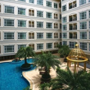 Sukhumvit Serviced Apartment - Hope Land Executive Residence