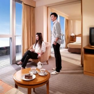 Hong Kong Serviced Apartment - Harbour Plaza Resort City