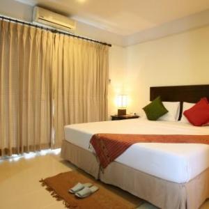 Thailand Serviced Apartment - Baan SaranNuch Executive Residence
