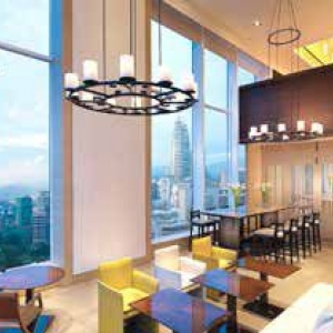 Malaysia Serviced Apartment - Lanson Place Bukit Ceylon Serviced Residences