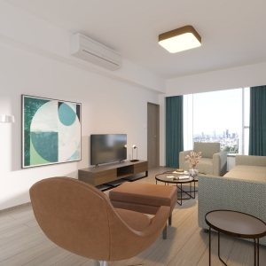 Happy Valley Serviced Apartment - Eaton Residences, Blue Pool Road
