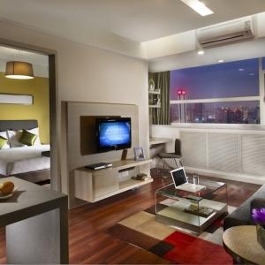 Xi'an Serviced Apartment - Citadines Gaoxin Xi'an