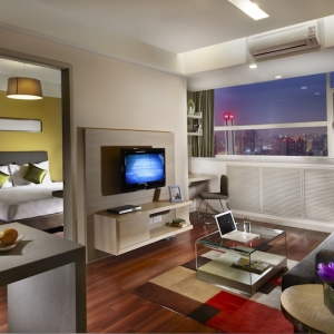 Xi'an Serviced Apartment - Citadines Gaoxin Xi'an