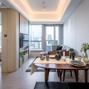 Hong Kong Serviced Apartment - TOWNPLACE SOHO