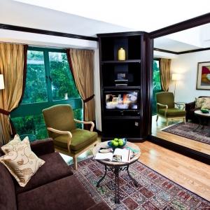 Singapore Serviced Apartment - Darby Park Executive Suites