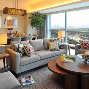 Shanghai Serviced Apartment - Residences at Kerry Parkside