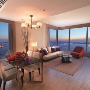 Hong Kong Serviced Apartment - The HarbourView Place @ ICC megalopolis