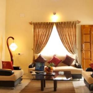 India Serviced Apartment - D'Habitat Serviced Apartments