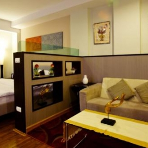 Thailand Serviced Apartment - Athena suites apartment