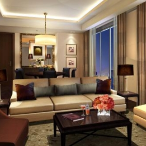 Guangzhou Serviced Apartment - Oakwood Premier Guangzhou