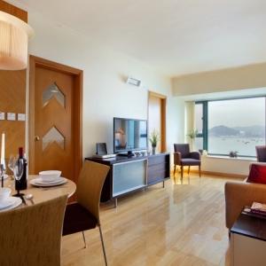 Hong Kong Serviced Apartment - Manhattan Heights Serviced Apartments