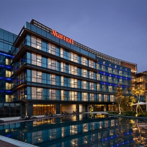 China Serviced Apartment - The OCT Harbour Shenzhen-Marriott Executive Apartments