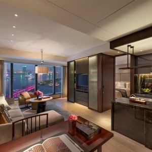 Shanghai Serviced Apartment - Mandarin Oriental Pudong, Shanghai Executive Apartments