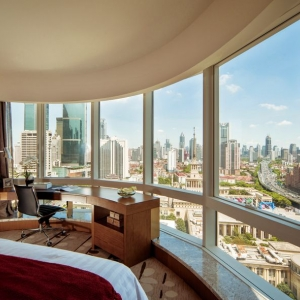 Jingan 静安 Serviced Apartment - Kerry Residences, Jing An Kerry Centre