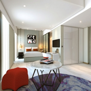 Singapore Serviced Apartment - Oakwood Studios Singapore