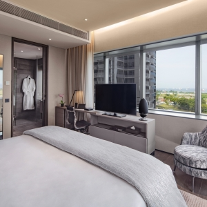 Singapore Serviced Apartment - Oakwood Premier OUE, Singaore