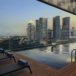 Singapore Serviced Apartment - Pan Pacific Serviced Suites Beach Road, Singapore