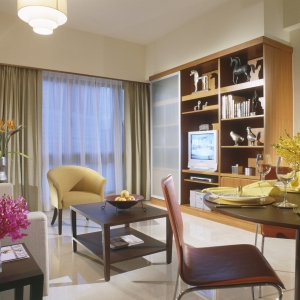 Singapore Serviced Apartment - Somerset Bencoolen Singapore