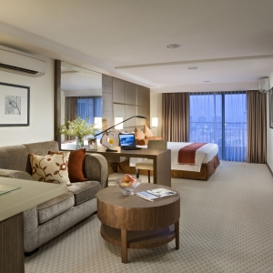 Singapore Serviced Apartment - Somerset Liang Court Singapore