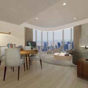 China Serviced Apartment - Ascott Raffles City Shenzhen