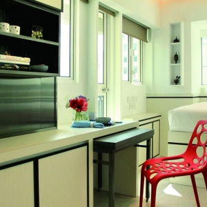 Kowloon Serviced Apartment - The Lodge Serviced Apartments