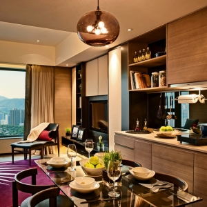 New Territories Serviced Apartment Vega Suites