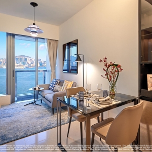 Hong Kong Serviced Apartment - Victoria Harbour Residence