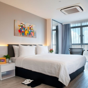 Singapore Serviced Apartment - Wilby Central