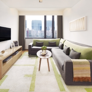Kowloon Serviced Apartment - Shama Tsim Sha Tsui