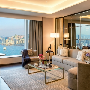 Central & Admiralty Serviced Apartment - Four Seasons Place Hong Kong